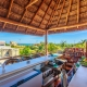 Rosa Sirenas Restaurant & Rooftop Palapa Bar